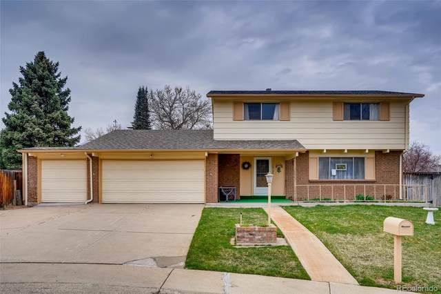 10127 W Arizona Place, Lakewood, CO 80232 (#6623088) :: The Harling Team @ HomeSmart