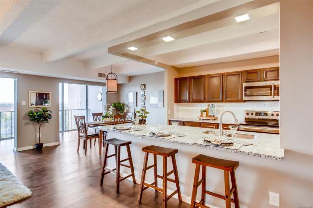 7865 E Mississippi Avenue #906, Denver, CO 80247 (#6624224) :: The Griffith Home Team