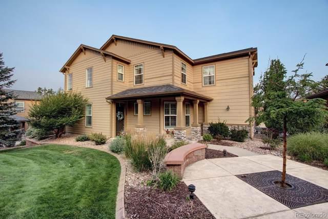 3953 Blue Pine Circle, Highlands Ranch, CO 80126 (MLS #6625127) :: 8z Real Estate
