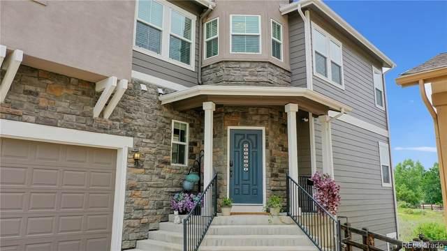 11885 E Maplewood Avenue, Englewood, CO 80111 (#6625425) :: Finch & Gable Real Estate Co.