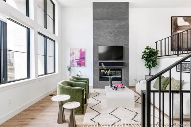 838 Ash Street #1, Denver, CO 80220 (#6626236) :: Real Estate Professionals