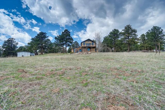 5032 Mica Mountain Road, Golden, CO 80403 (MLS #6626328) :: 8z Real Estate