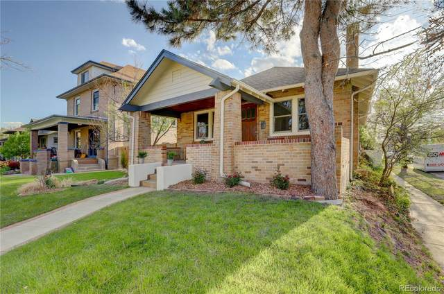 2679 Albion Street, Denver, CO 80207 (MLS #6628676) :: Stephanie Kolesar