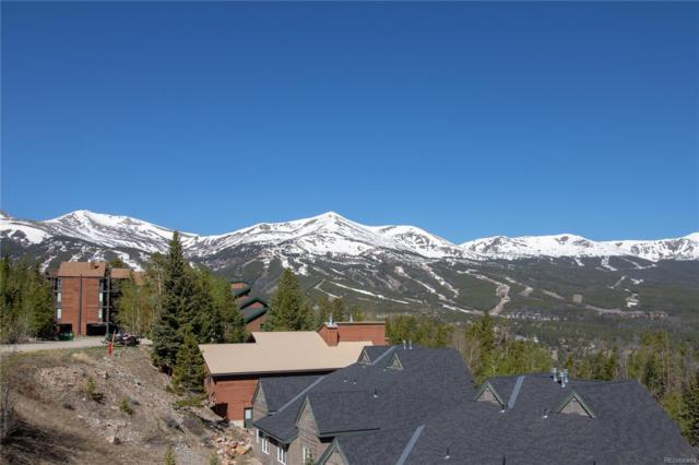 303 Overlook Drive 1C, Breckenridge, CO 80424 (#6630685) :: Sellstate Realty Pros