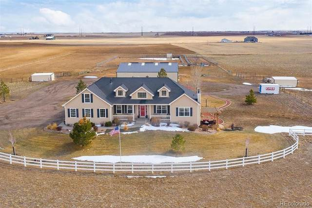 57500 E County Road 30, Strasburg, CO 80136 (#6631676) :: The DeGrood Team