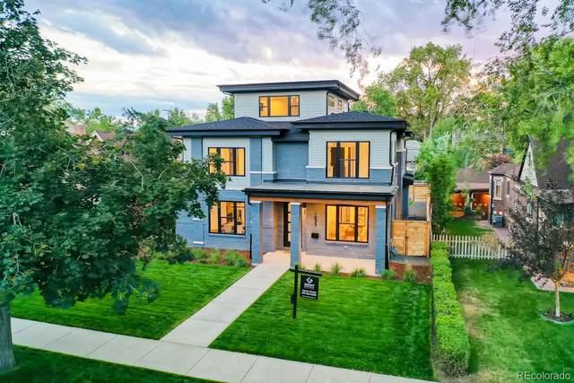 1035 S Columbine Street, Denver, CO 80209 (#6635865) :: Berkshire Hathaway Elevated Living Real Estate