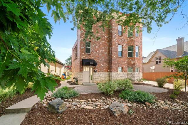 1867 Vine Street, Denver, CO 80206 (#6639294) :: Kimberly Austin Properties