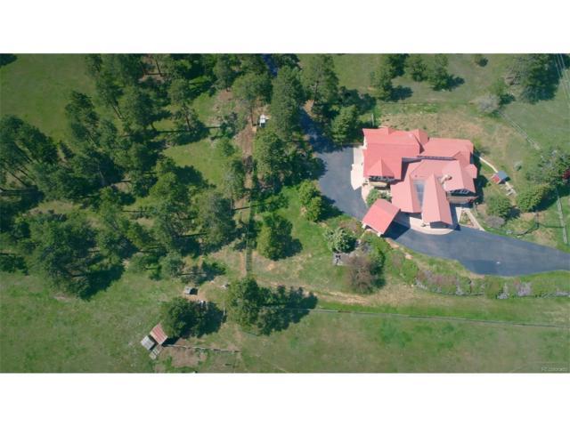394 Spring Ranch Drive, Golden, CO 80401 (MLS #6640561) :: 8z Real Estate