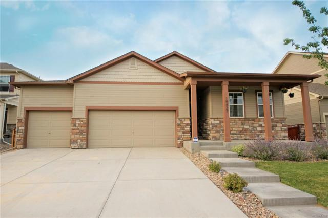 19427 E 65th Avenue, Aurora, CO 80019 (#6641066) :: The Peak Properties Group