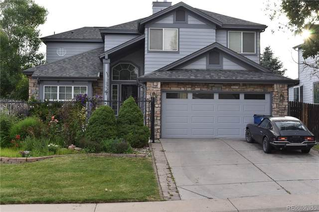 2441 S Holman Circle, Lakewood, CO 80228 (#6641444) :: The HomeSmiths Team - Keller Williams