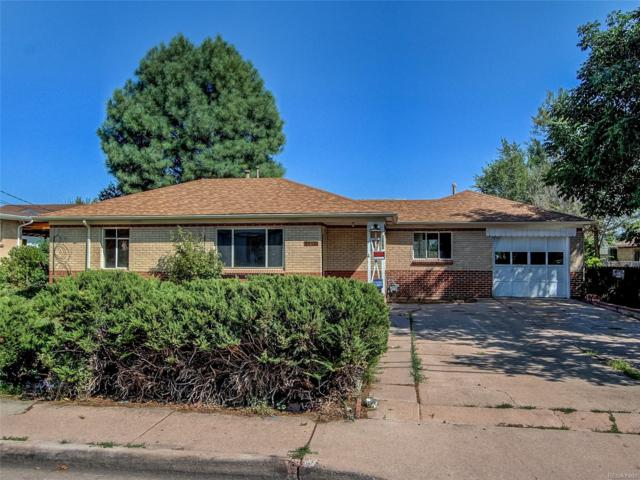 2771 W Yale Avenue, Denver, CO 80219 (MLS #6642005) :: 8z Real Estate