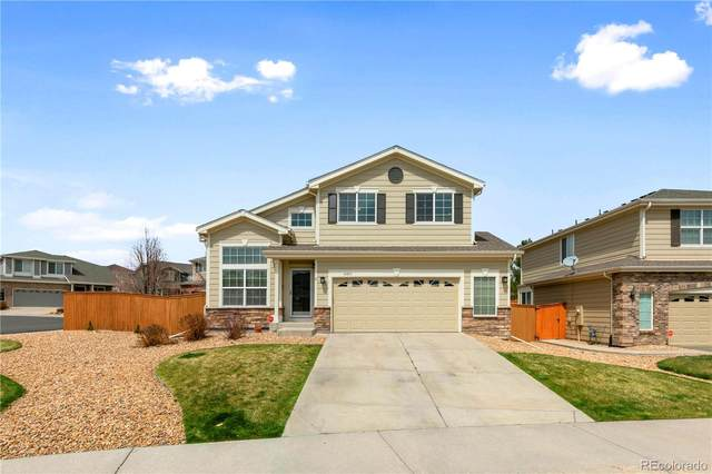 16807 Trail View Circle, Parker, CO 80134 (#6642127) :: Sultan Newman Group