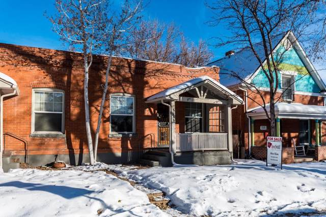 3385 W Moncrieff Place, Denver, CO 80211 (#6646626) :: Bring Home Denver with Keller Williams Downtown Realty LLC
