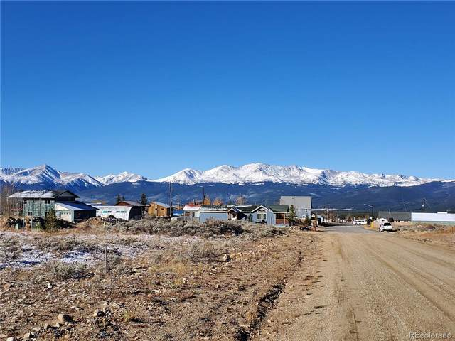 613 E 12th Street, Leadville, CO 80461 (MLS #6647158) :: 8z Real Estate