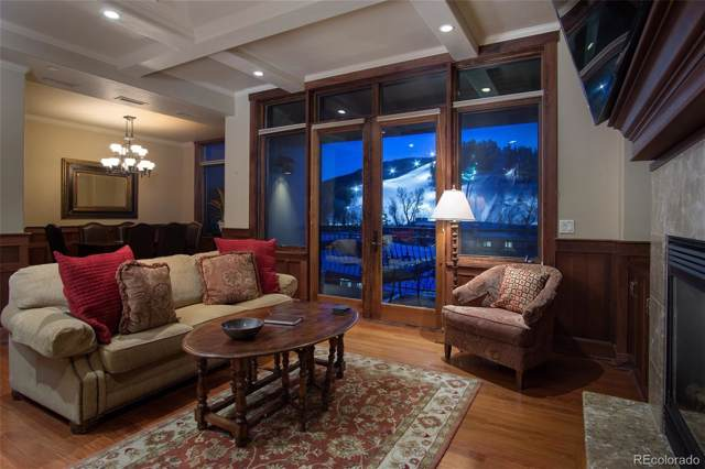 941 Lincoln Avenue R2, Steamboat Springs, CO 80487 (#6647432) :: The Scott Futa Home Team