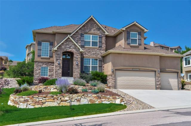 12295 Woodmont Drive, Colorado Springs, CO 80921 (#6653610) :: Colorado Home Finder Realty