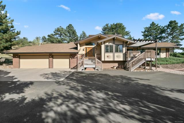 5590 Crestbrook Drive, Morrison, CO 80465 (#6658953) :: My Home Team