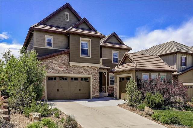 10643 Star Thistle Court, Highlands Ranch, CO 80126 (MLS #6659435) :: 8z Real Estate