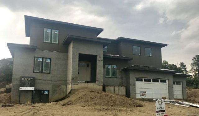 2205 Saddleback Drive, Castle Rock, CO 80104 (#6660097) :: Structure CO Group