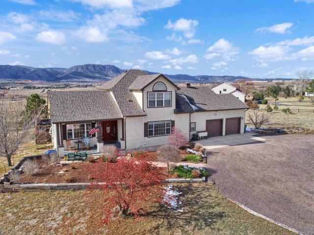 735 Struthers Loop, Colorado Springs, CO 80921 (#6664262) :: My Home Team
