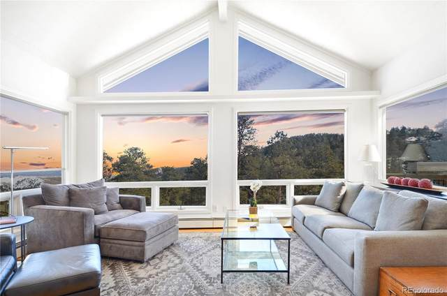 1274 Snowberry Drive, Golden, CO 80401 (MLS #6665452) :: Kittle Real Estate