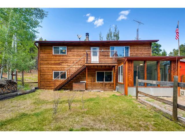 8620 S Warhawk Road, Conifer, CO 80433 (MLS #6668619) :: 8z Real Estate
