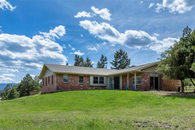 30024 Canterbury Circle, Evergreen, CO 80439 (#6670499) :: Mile High Luxury Real Estate