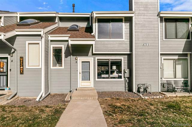 8755 W Cornell Avenue 14-5, Lakewood, CO 80227 (#6671382) :: The Margolis Team