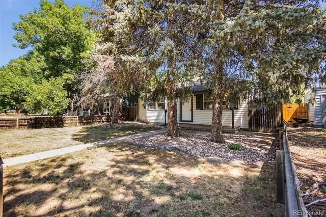 1270 Willow Street, Denver, CO 80220 (#6673521) :: Symbio Denver