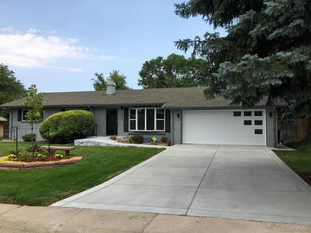 3512 S Grape Street, Denver, CO 80237 (MLS #6674916) :: Neuhaus Real Estate, Inc.