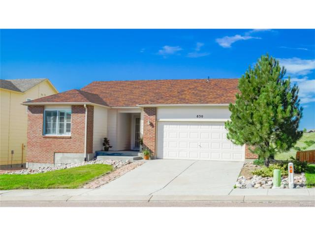 830 Winebrook Way, Fountain, CO 80817 (MLS #6674992) :: 8z Real Estate