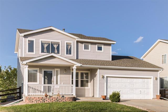 9685 Fox Den Drive, Littleton, CO 80125 (#6675347) :: The Peak Properties Group