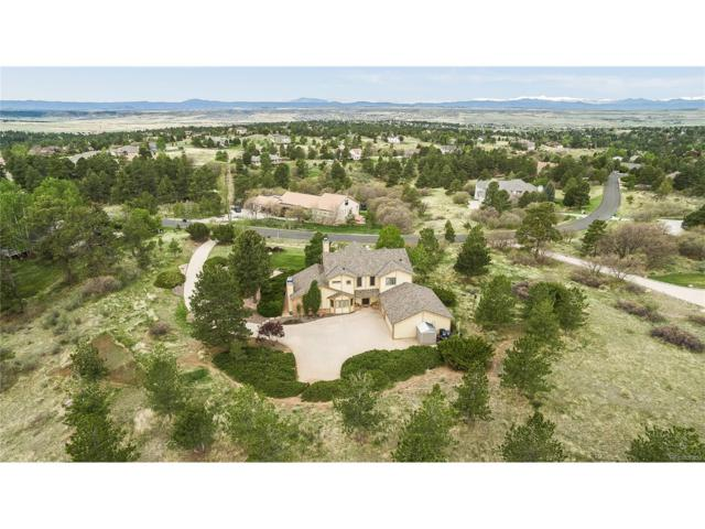 5848 Angie Court, Parker, CO 80134 (MLS #6676197) :: 8z Real Estate