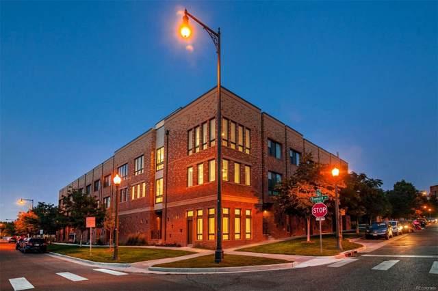 2200 Tremont #1 Place, Denver, CO 80205 (#6676920) :: Mile High Luxury Real Estate