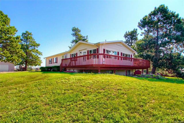 8415 Wildridge Road, Colorado Springs, CO 80908 (#6677181) :: Venterra Real Estate LLC