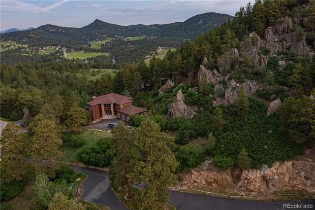 7294 S Sourdough Drive, Morrison, CO 80465 (#6678066) :: Colorado Home Finder Realty