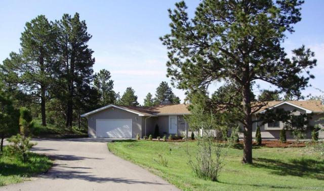 11840 Bear Creek Drive, Franktown, CO 80116 (MLS #6680006) :: 8z Real Estate
