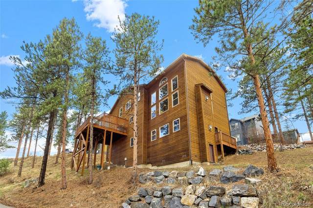 3133 Kitten Tails Way, Evergreen, CO 80439 (#6686597) :: The Colorado Foothills Team | Berkshire Hathaway Elevated Living Real Estate