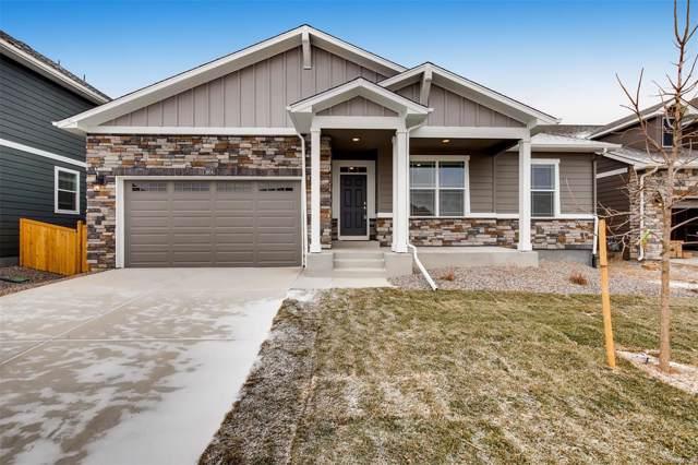 1604 Wingfeather Lane, Castle Rock, CO 80108 (MLS #6686722) :: Kittle Real Estate