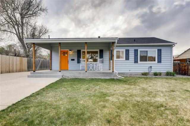 2755 S Dahlia Street, Denver, CO 80222 (#6688075) :: Group 46:10 - Denver