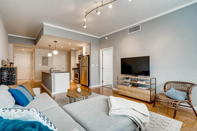 1975 N Grant Street #527, Denver, CO 80203 (MLS #6688866) :: 8z Real Estate