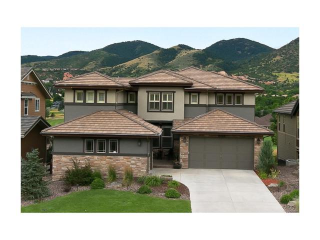 15566 Red Deer Drive, Morrison, CO 80465 (MLS #6693861) :: 8z Real Estate
