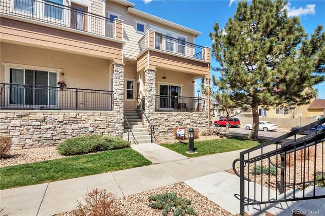 11250 Florence Street 15A, Commerce City, CO 80640 (#6695377) :: Briggs American Properties