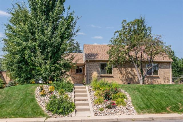 1215 Quince Street, Denver, CO 80220 (#6697112) :: The City and Mountains Group