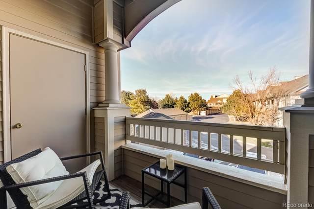 9691 W Coco Circle #205, Littleton, CO 80128 (MLS #6697114) :: 8z Real Estate