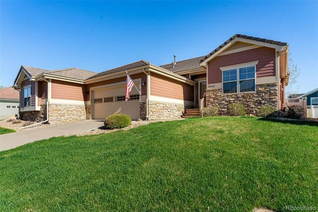 2414 Steppe Drive, Longmont, CO 80504 (#6698819) :: HomeSmart