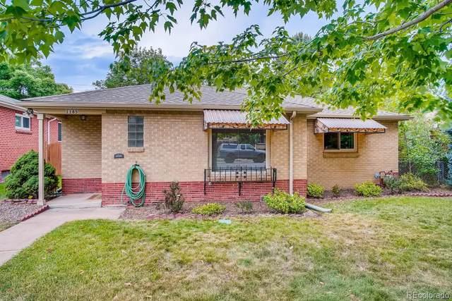 1185 S Harrison Street, Denver, CO 80210 (#6699687) :: The Artisan Group at Keller Williams Premier Realty