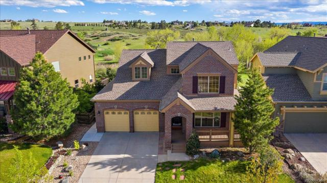 12185 S Tallkid Court, Parker, CO 80138 (#6700246) :: The Gilbert Group