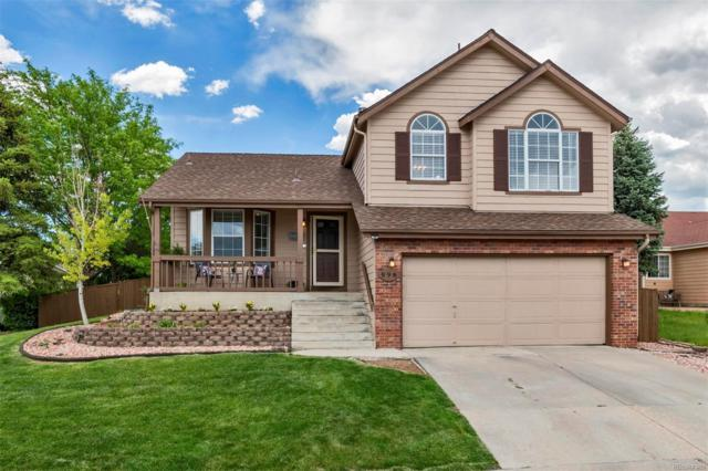 996 Cobblestone Drive, Highlands Ranch, CO 80126 (#6701062) :: The Heyl Group at Keller Williams