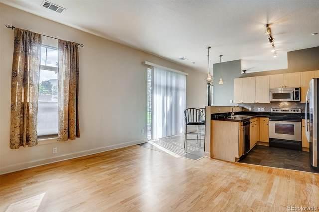 5677 S Park Place 106B, Greenwood Village, CO 80111 (MLS #6701885) :: 8z Real Estate